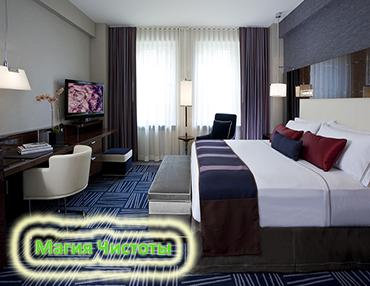 Профессиональная уборка гостиничных номеров
